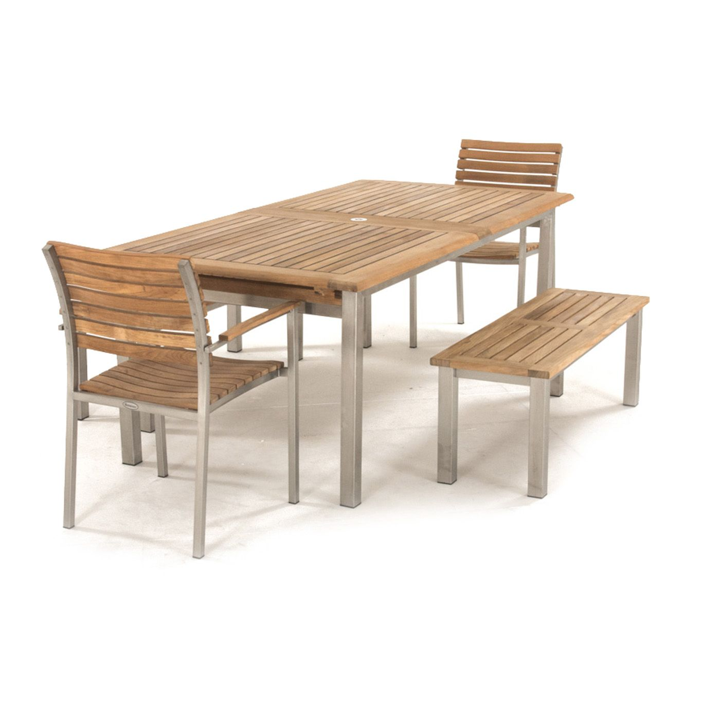 31++ Teak outdoor dining table with bench Trend
