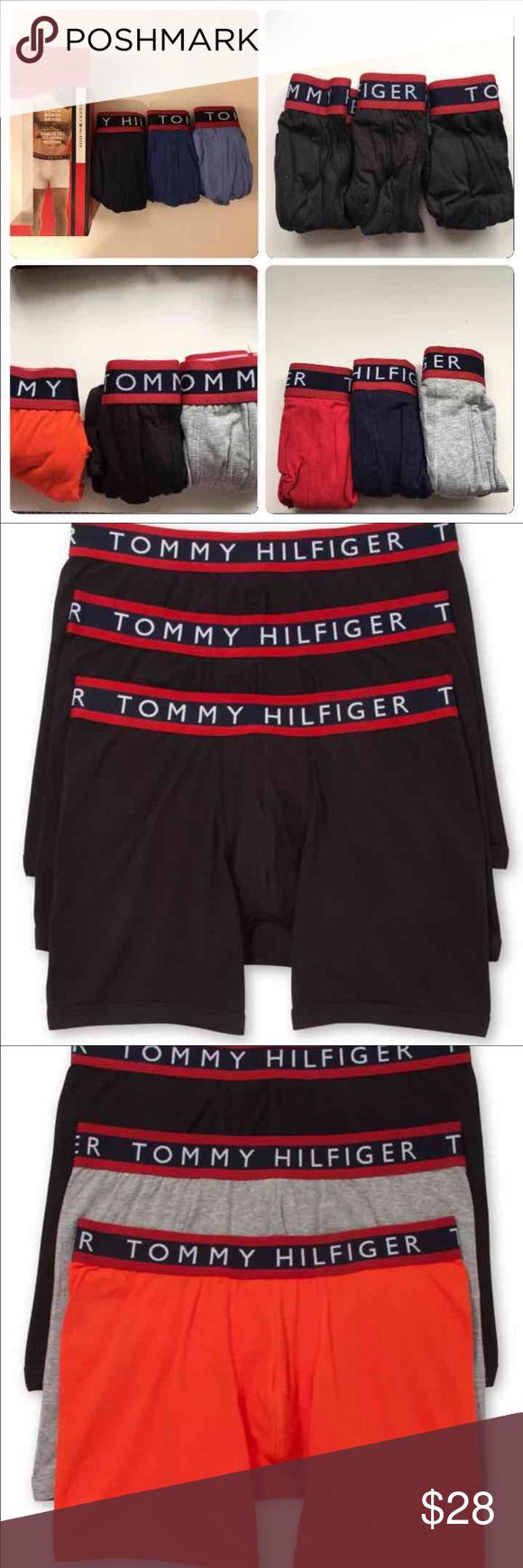 d16e8cd44439 Tommy Hilfiger men underwear 3 pack Brand new boxer briefs Tommy Hilfiger  Underwear & Socks Boxer Briefs