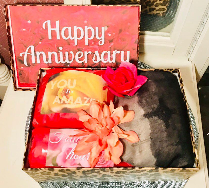 Excited To Share This Item From My Etsy Shop Personalized Anniversary Care Package Anniversary Care Package 50th Anniversary Gifts 1 Year Anniversary Gifts