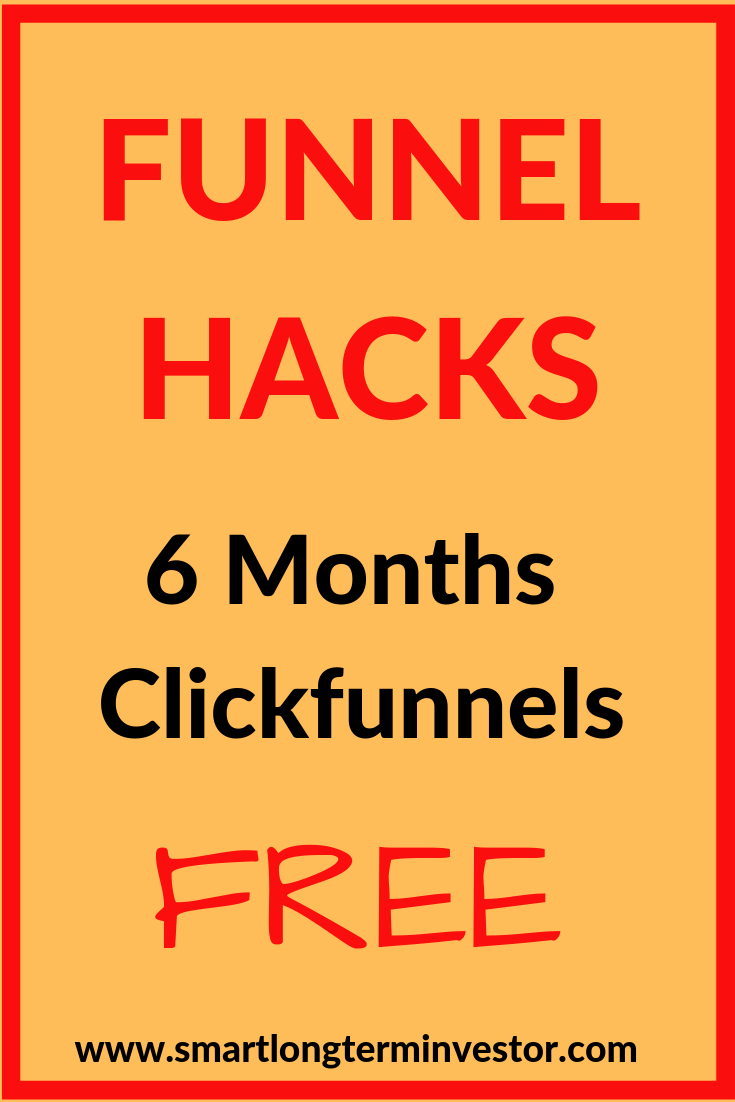 Funnel Hacks Review (2019) – Get 6 Months Of $297 Plan FREE