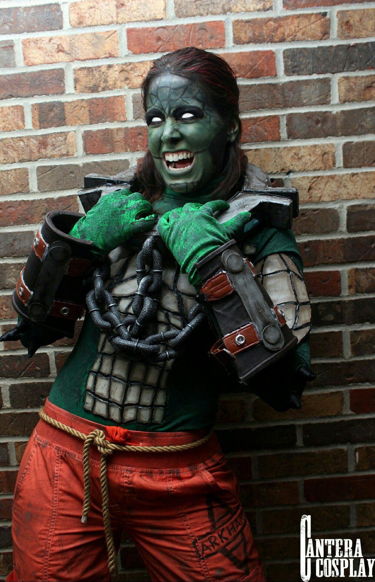 killer croc   batman's rogues cosplay in 2018   pinterest   killer