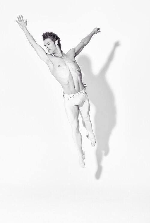 James Whiteside on the American Ballet Theatre and being