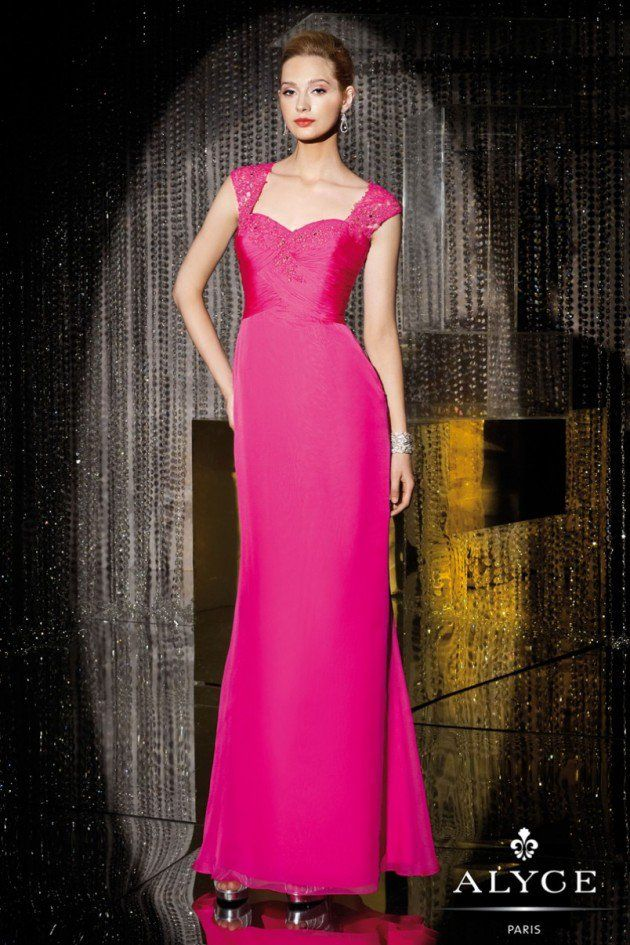 17 Stunning Dresses For The Mother Of The Bride   ALYCE PARIS ...