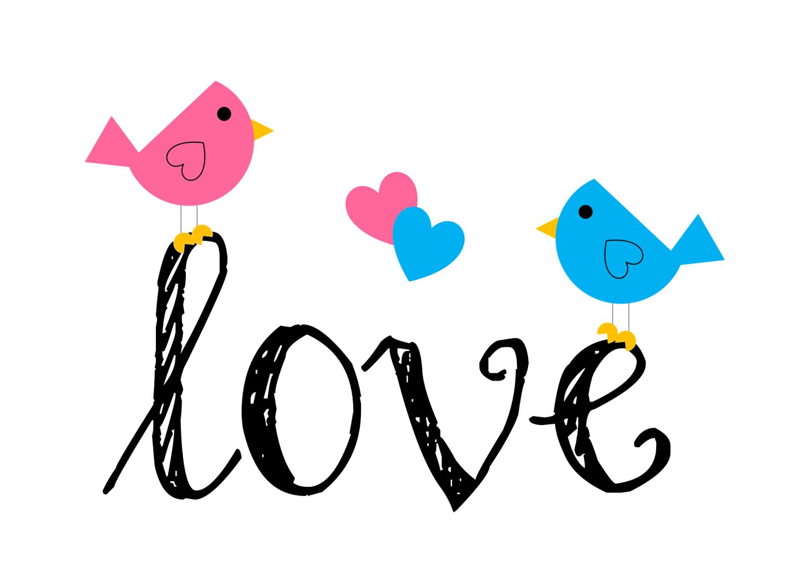 Best Love Birds Clipart 17847 Bird