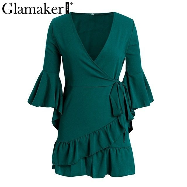 Waist trainer hot shapers waist trainer corset Slimming Belt Shaper body shaper slimming modeling strap Belt Slimming Corset #shortsundress Glamaker Ruffle Sash Cyan Cardigan Sexy Dress Women Long Flare Sleeve Black Summer Dress Beach Party Short Sundress Vestidos New #shortsundress