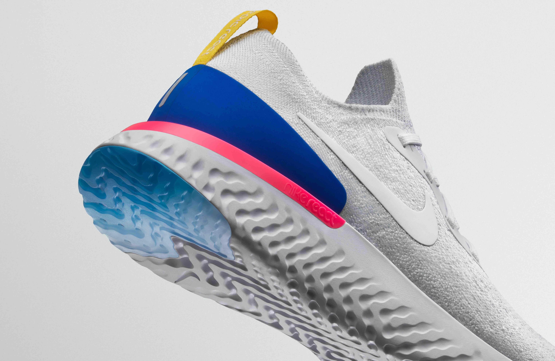 a704a39ee43c Revolutionary Nike Epic React Flyknit – Kalenji Veille