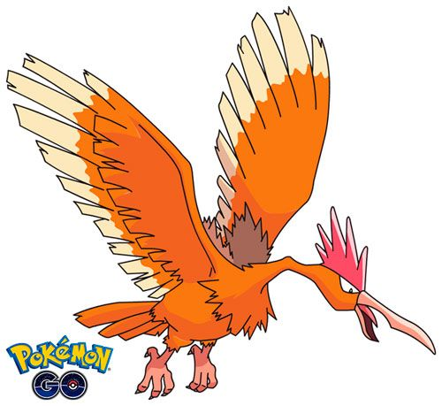 Fearow 1 de Pokémon Go