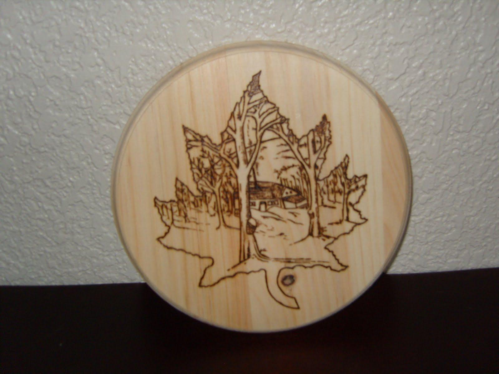 Free Wood Burning Patterns Download to