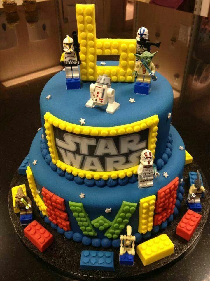 Lego Star Wars With Images Lego Star Wars Birthday Lego