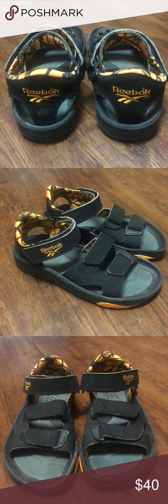 sandals reebok