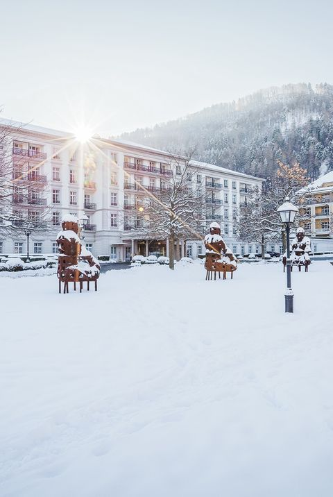 Magical Christmas On Ice 2020 These Are The World's Most Magical Christmas Villages to Visit