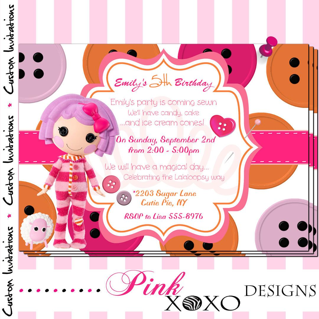 Pin by Camille Eisenbise on Lalaloopsy party | Pinterest | Lalaloopsy