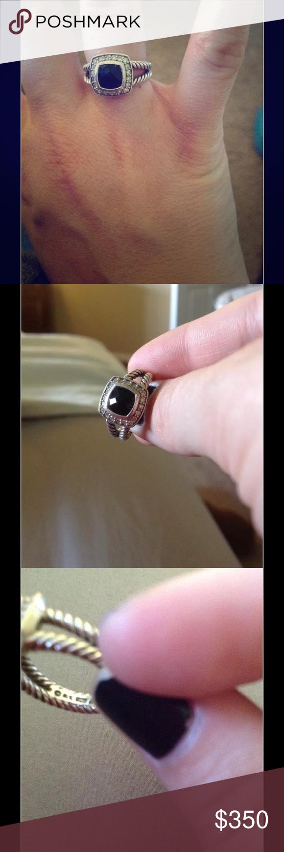 💯 Authentic David Yurman Ring | My Posh Picks | Pinterest | Ring ...