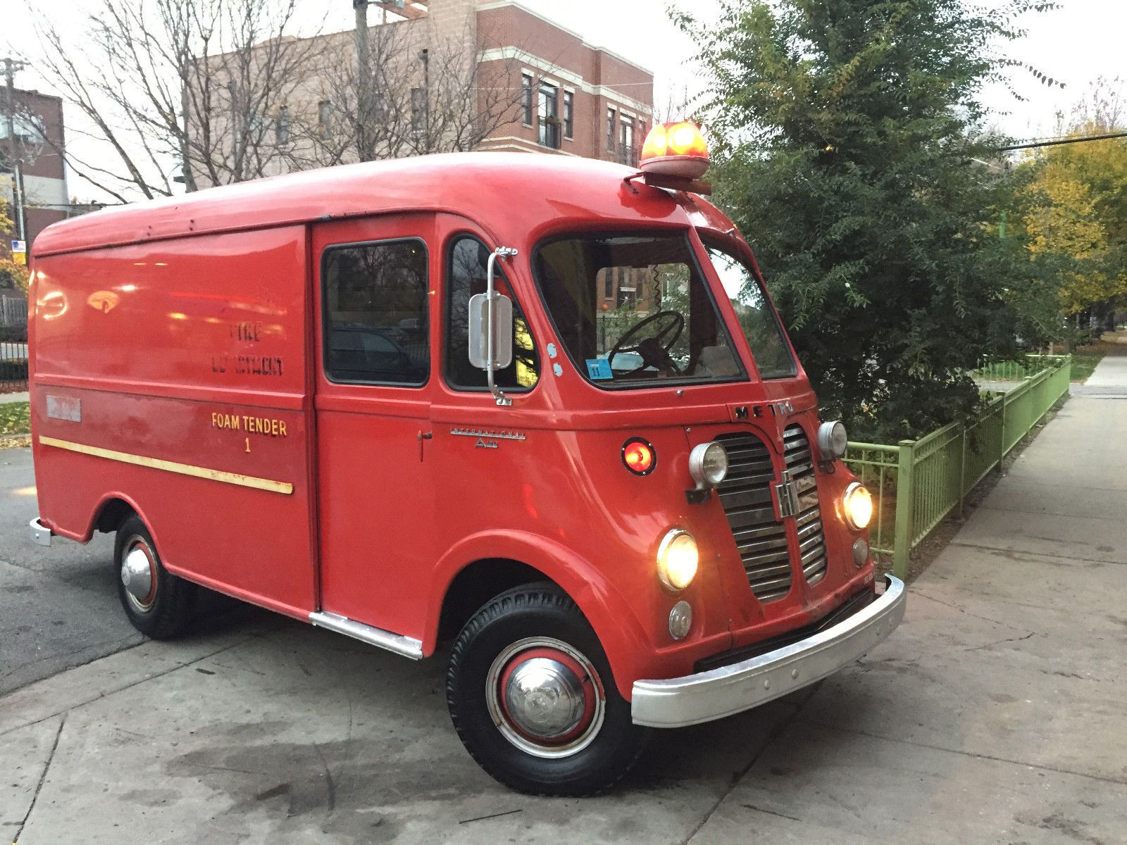1961 international harvester other metro a 120 step van