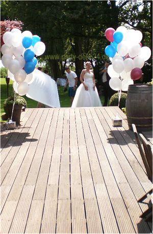 Party Deko Shop Ihr Partner Fur Hochzeitsdeko Ballondeko Helium Luftballons Hochzeit Deko Hochzeitsdeko Hochzeit