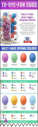 mccormick food coloring chart - Erkal.jonathandedecker.com