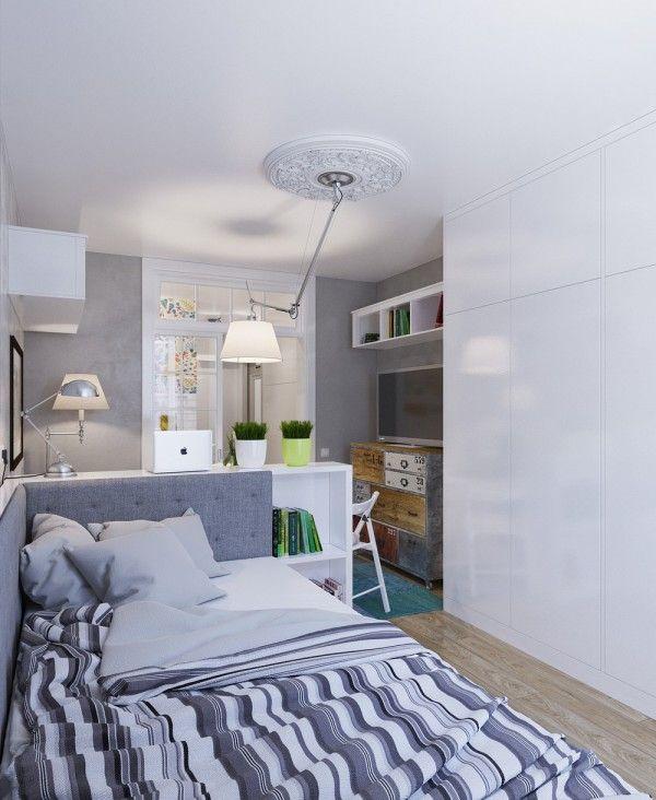 Designing For Super Small Spaces 5 Micro Apartments Interior Design Ideas
