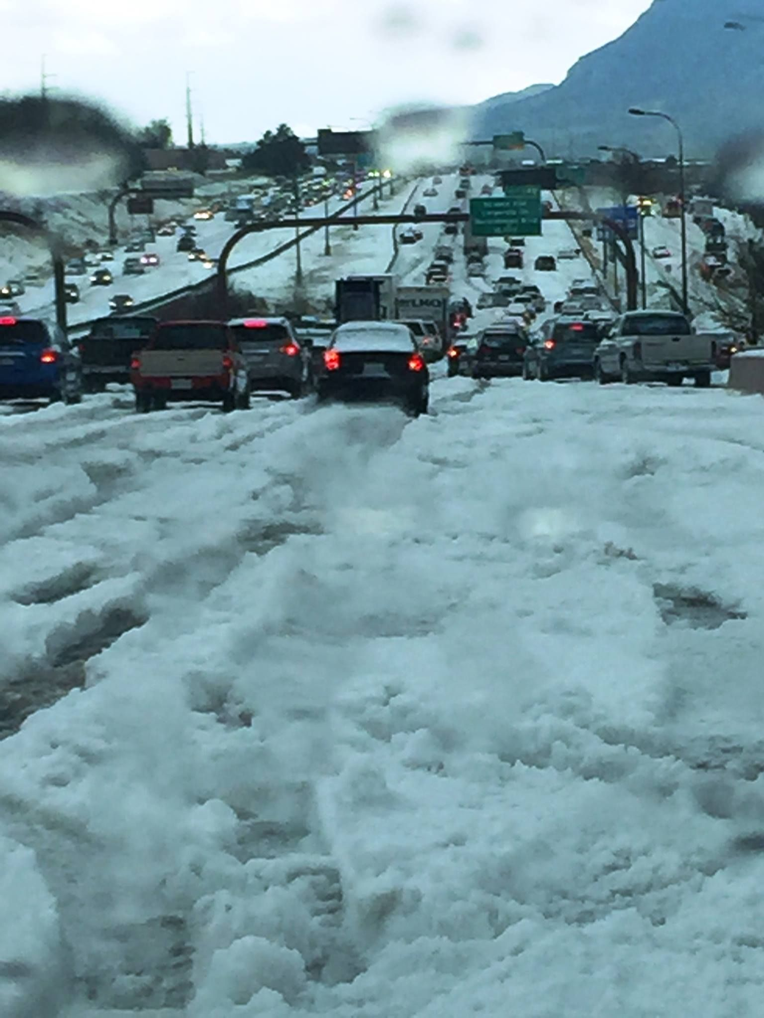 Colorado Springs Hit By Massive Hail Storm Elite Roofing Colorado Springs Colorado Hail Storm