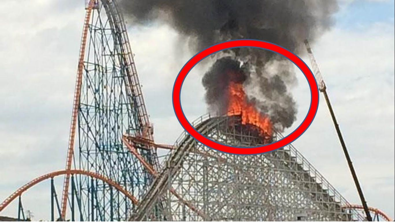 10 Horrific Six Flags Accidents Everyone Wants To Forget Horrific Six Flags 10 Things