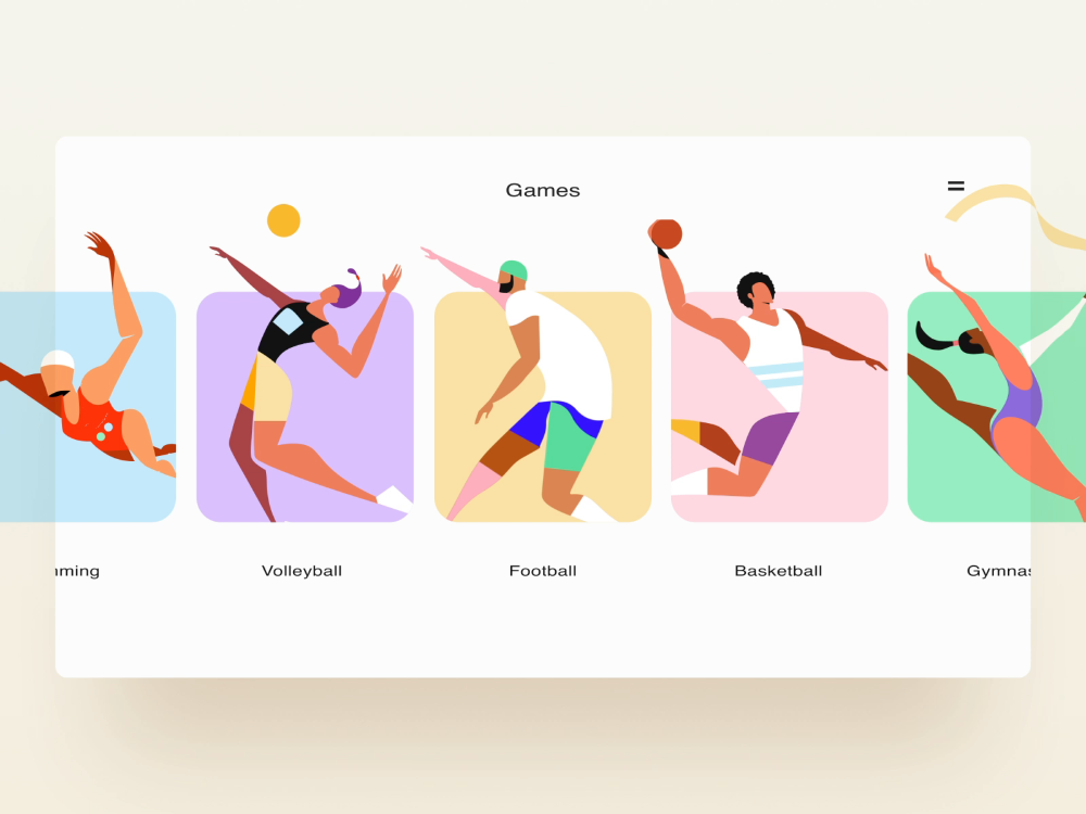 What if Tokyo 2020's new website could look and feel