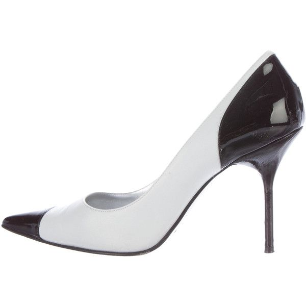 Pre-owned - LEATHER PUMPS Dolce & Gabbana jVMk10lL