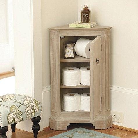 Miranda Corner Cabinet | Laundry, Powder room and Bath