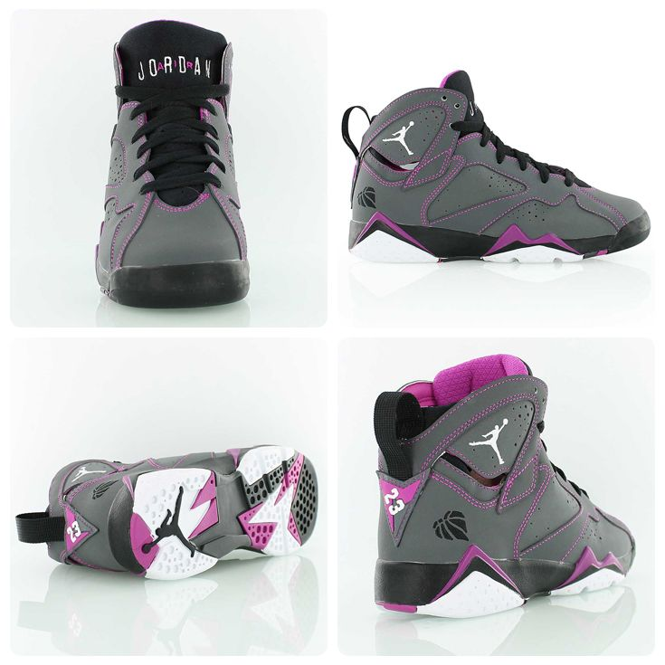Air Jordan 7 Retro 30th GG Valentine s Day   The Valentine s Day gift all  the Jordan girls are waiting for. I have two couple of nikes ... 681a36d3be