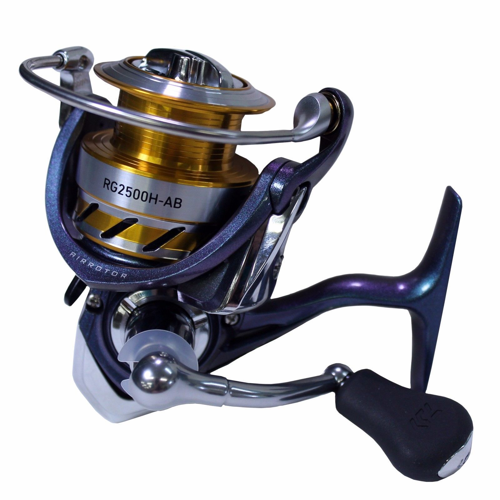 cfd62b69d36 Daiwa Regal RG-AB Spinning Fishing Reel Left/Right Hand - 5.6:1 -  RG2500H-AB #fishing #outdoors #camping #hooks #fish #camp #ad #survival  #prepper #reels ...