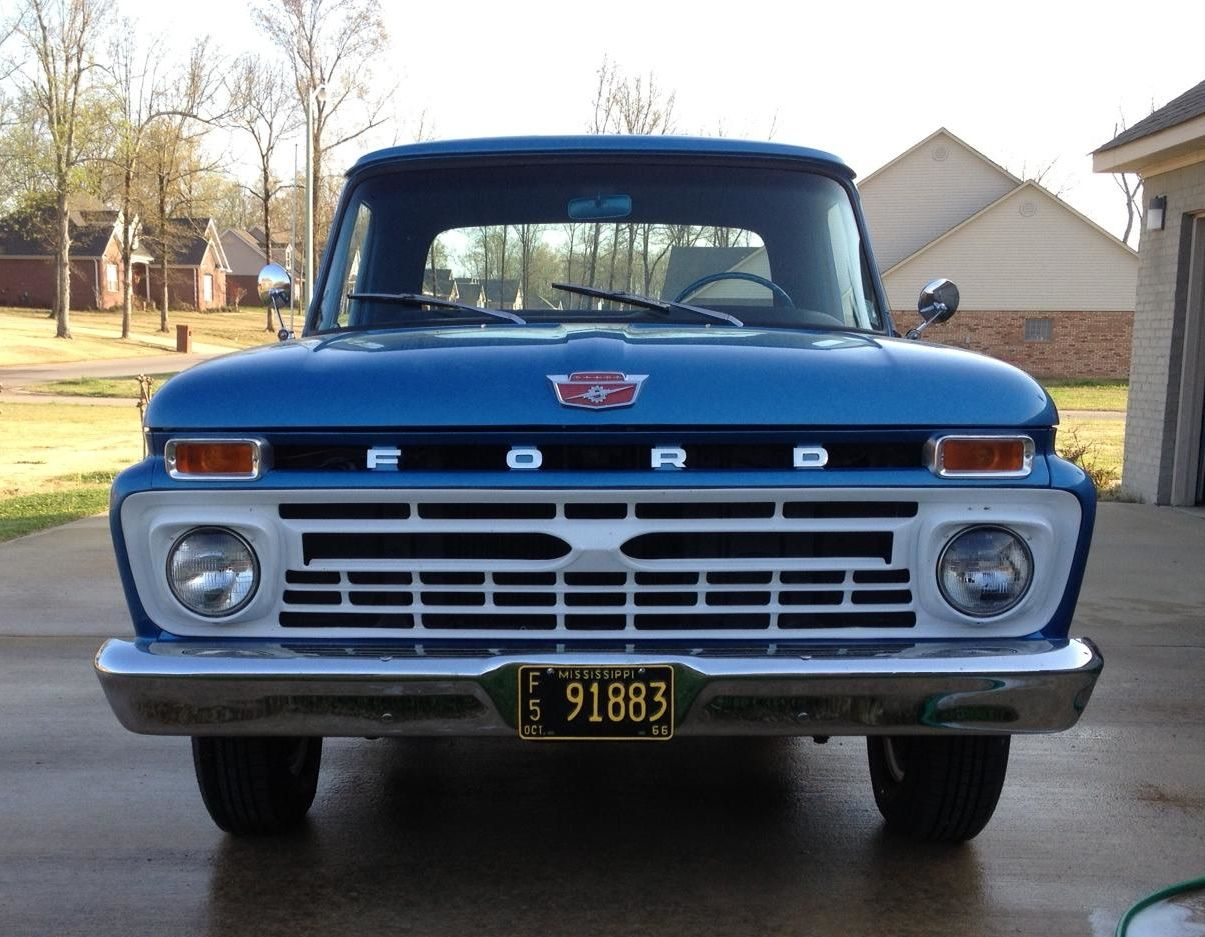 1966 ford for sale