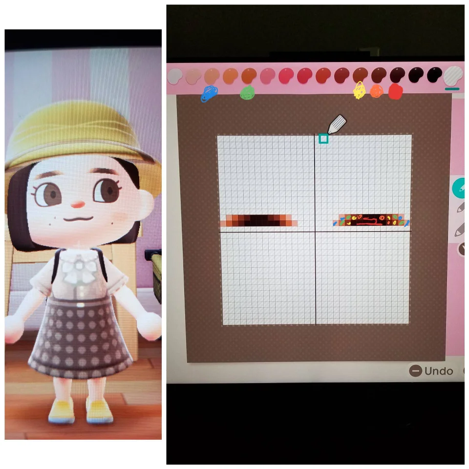 3 0k Requested Gradient Eyebrow Tutorial Animal Crossing Animal Crossing 3ds Animal Crossing Game