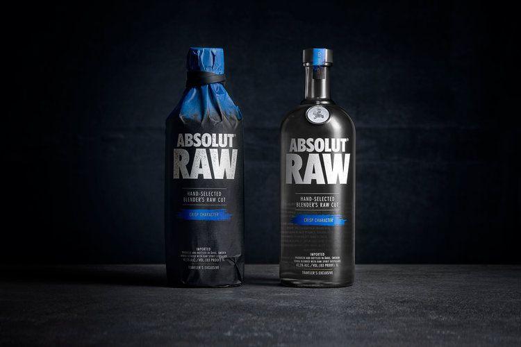 Absolut Raw Redefine Super Premium Vodka Premium Vodka Vodka