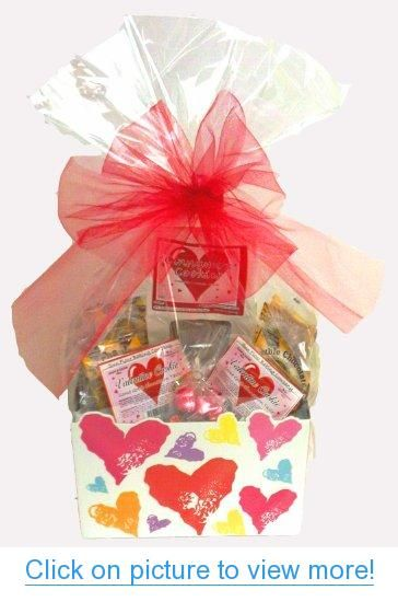 Large veganmade without wheat or gluten valentines day gift basket amazon large veganmade without wheat or gluten valentines day gift basket brownies grocery gourmet food negle Gallery