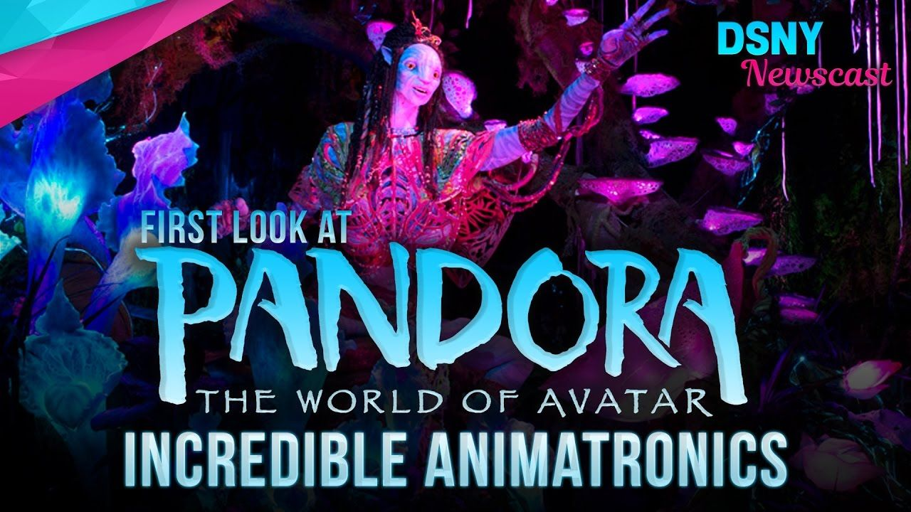 Incredible Audio Animatronics At Pandora The World Of Avatar Dsny Ne Avatar Disney The Incredibles Avatar