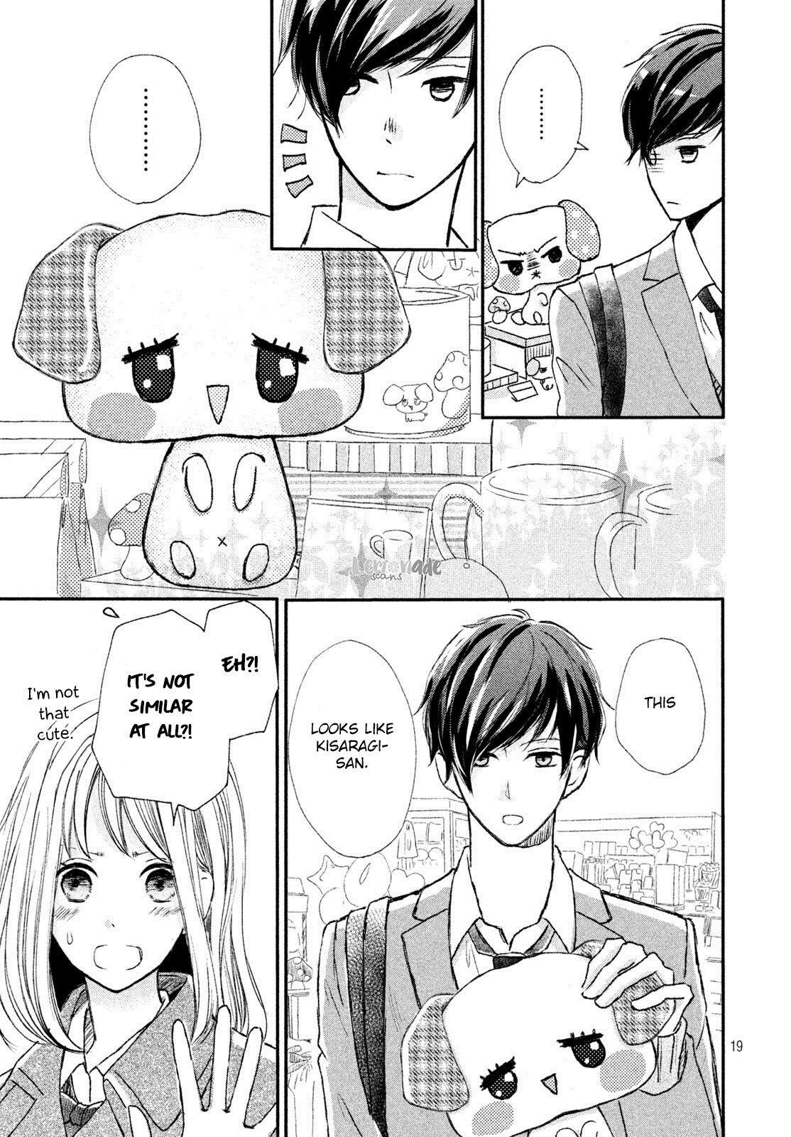 Na no ni, Chigirakun ga Amasugiru Manga español, Manga