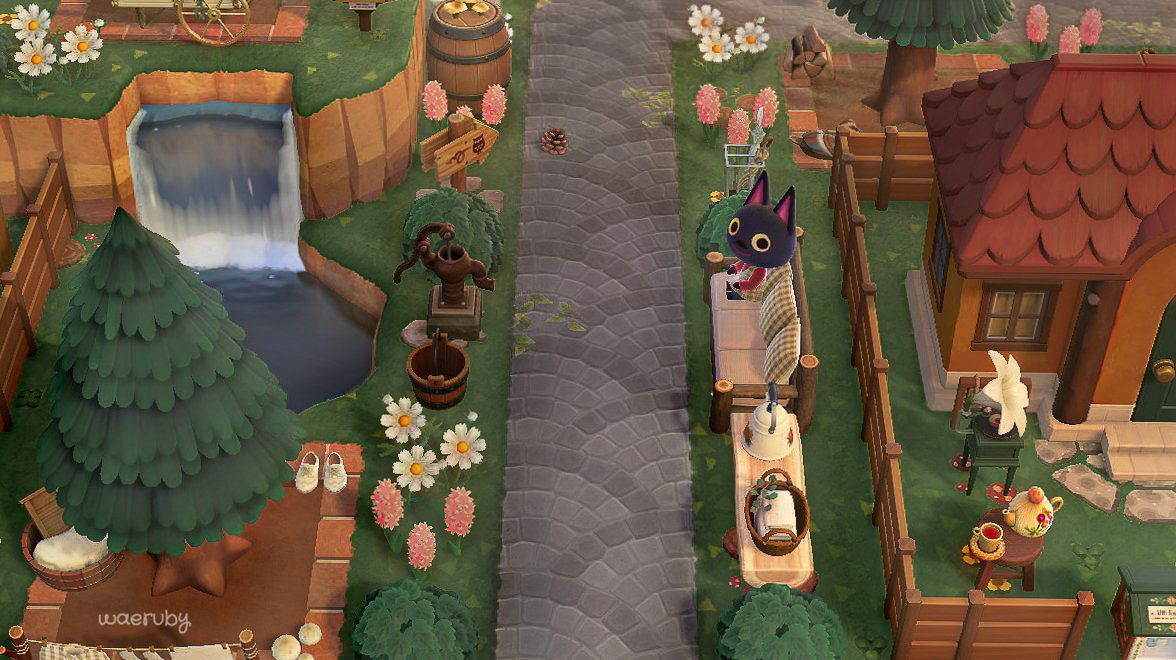 Pin by nicole on AC NEW HORIZON in 2020 Animal crossing