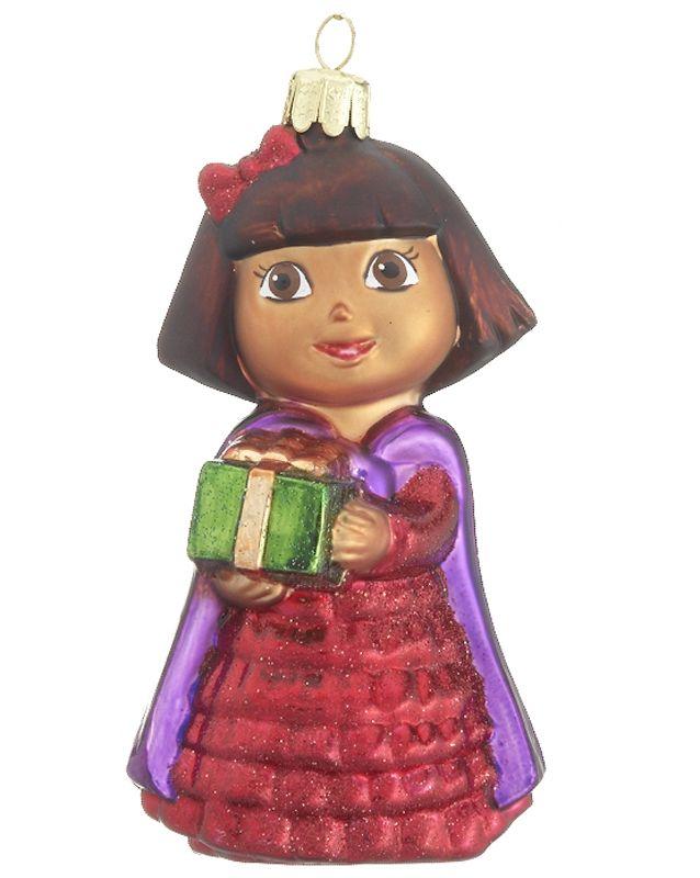Dora The Explorer Christmas Ornaments
