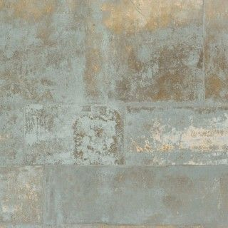 Henge Is Faux Finish Metal Textured Wallpaper It Has A Rustic Corroded Stone Look For An Unmatched Texture And Depth Use In Your Office Or Living Room