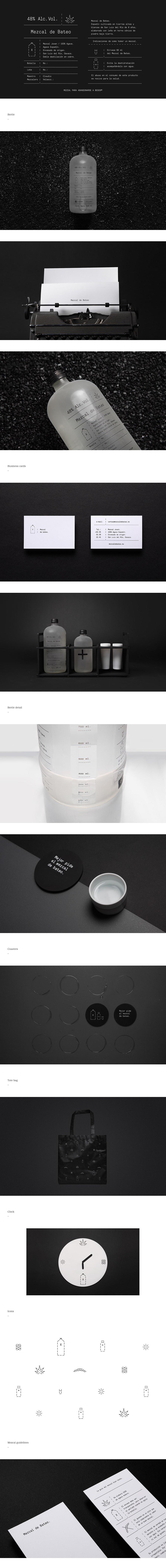 Mezcal de Bateo by Futura