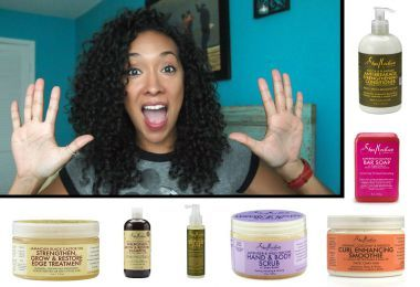 The 10 Best Sheamoisture Products For My 3a B Curls Curly Hair