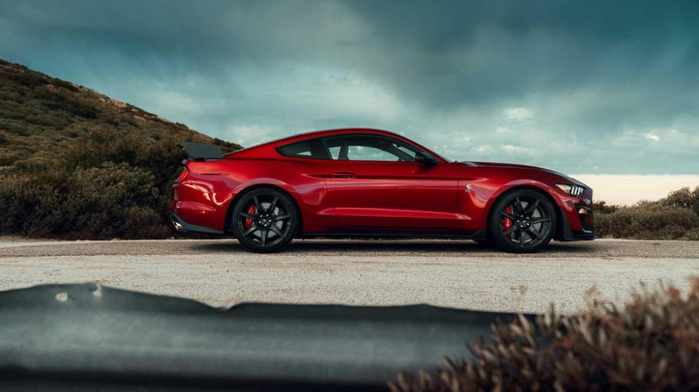 Ford Mustang Shelby Gt500 Mạnh Hơn Sieu Xe Gia Gần 100 000 Usd