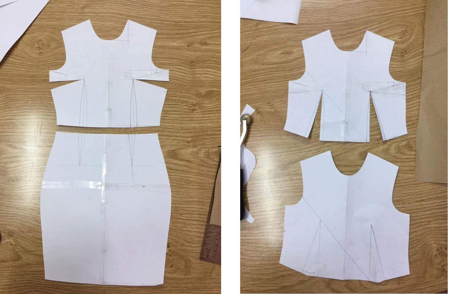 تحميل كتاب قواعد الخياطة والتفصيل مجانا Pdf لتعلم تصميم الازياء مقدم من الاكاديمية الدولية لتصميم الازي Clothes Design Pattern Fashion Fashion Sewing Tutorials