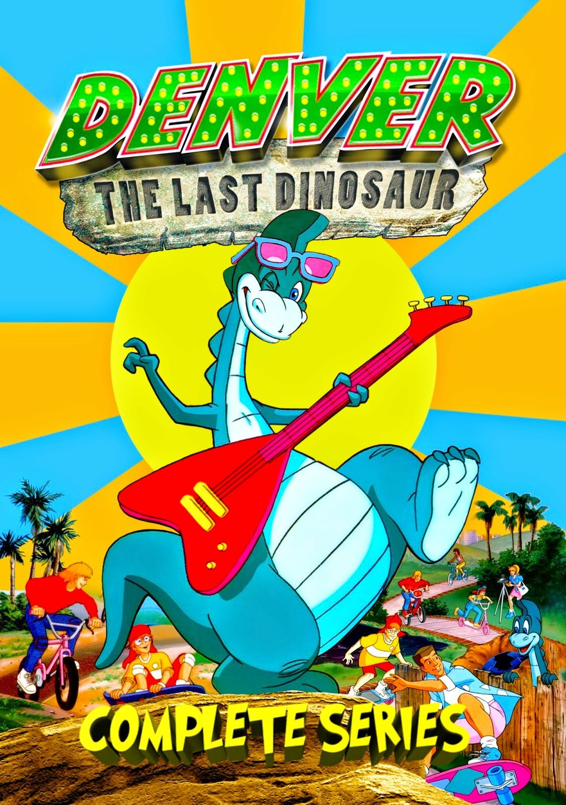 the last dinosaur animated movie