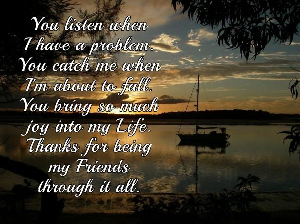 Quotes For Thanking Friends,For.Quotes Of The Day
