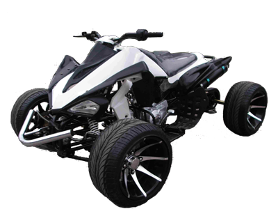 Viper ATV Deluxe Japanese Style 125cc Racing Quad | ○£¡V€R•&•A¡D@N