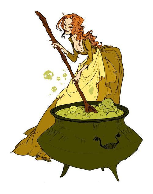 Brewing by Abigail Larson