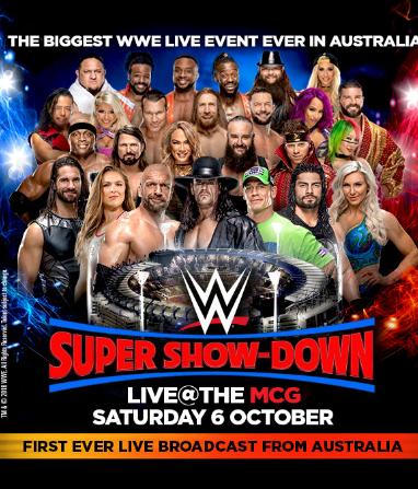 Wwe Super Showdown 2018 Watch Online Free Tvseries Movies Watchmovies Watchmoviesonline Moviesonline Freemovies Onlinemovies Tv