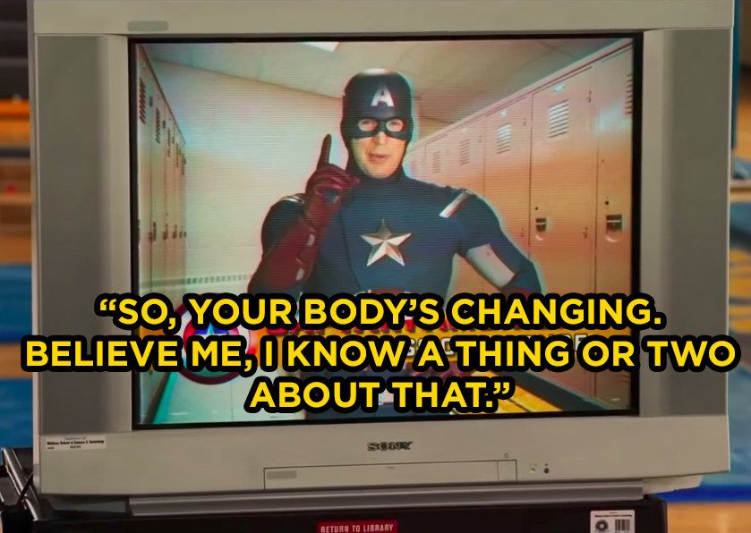 We Need To Discuss The Captain America PSAs In