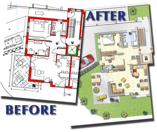 architecture that is amazing have before and after design floor plan of your room for better and awesome desigb you can create a floor plan free - Floor Plan Creator Free