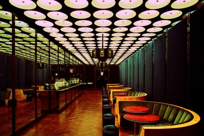 Bar Isabel Buenos Aires | Bar design restaurant, Interiors dream, Cool bars