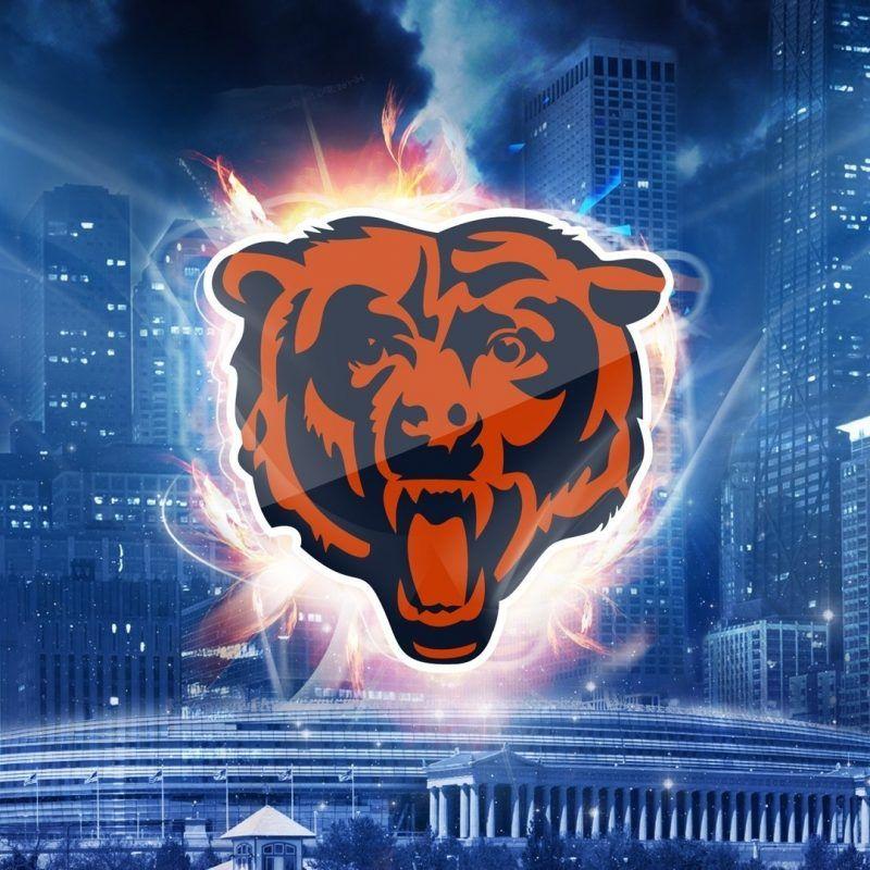 10 Most Popular Chicago Bears Hd Wallpaper FULL HD 1080p